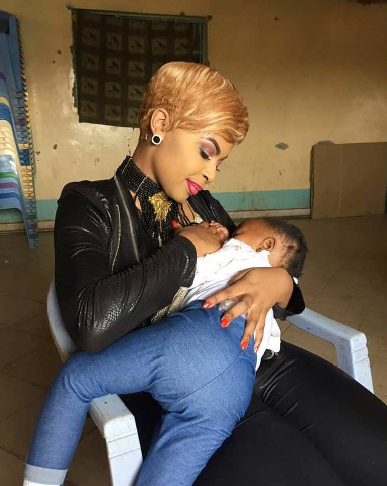 Why Size 8 lost her 'wealth' after quitting the secular world