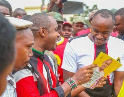 Boniface Mwangi concedes defeat