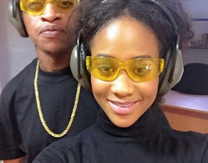 Prezzo's ex Michelle Yola shows off her youngest 'pointee' daughter giving many baby fever!