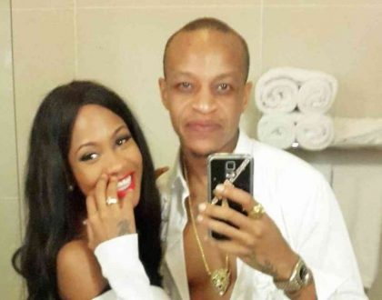"""If anything happens to me just know it's Prezzo"" Michelle Yola cries as she exposes her ex"