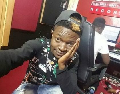 """Nilisumbua watu wa area tu!"" Mr Seed recalls his struggling days that almost turned him to a thief"