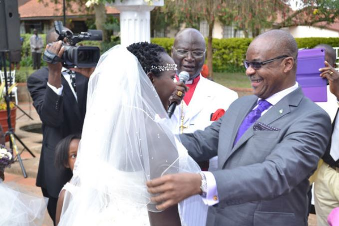 """You don't just walk in and out"" Emmy Kosgei shares a few tips about marriage life"