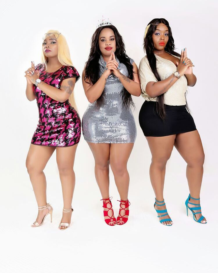 """Weh ulienda wera ukafunga!"" Pendo shades Bridget Achieng after getting pregnant for her Nigerian 'client'"
