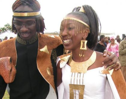 Beautiful: Celebrities join Wahu Kagwi and Nameless as they mark their 12th wedding anniversary