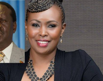 Caroline Mutoko says the one thing about Raila that no diehard Uhuru supporter will dare say