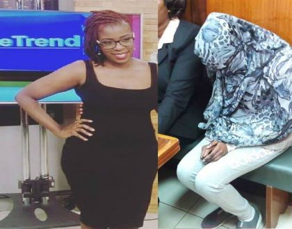 Ciru Muriuki trashes empathy for Moi Girls' arsonist after learning planning was done on WhatsApp group over school holiday