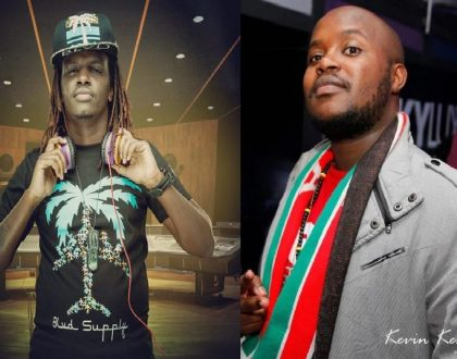 DJ Kaytrixx clashes with Joe Muchiri over former Str8 Up presenter Tero Mdee
