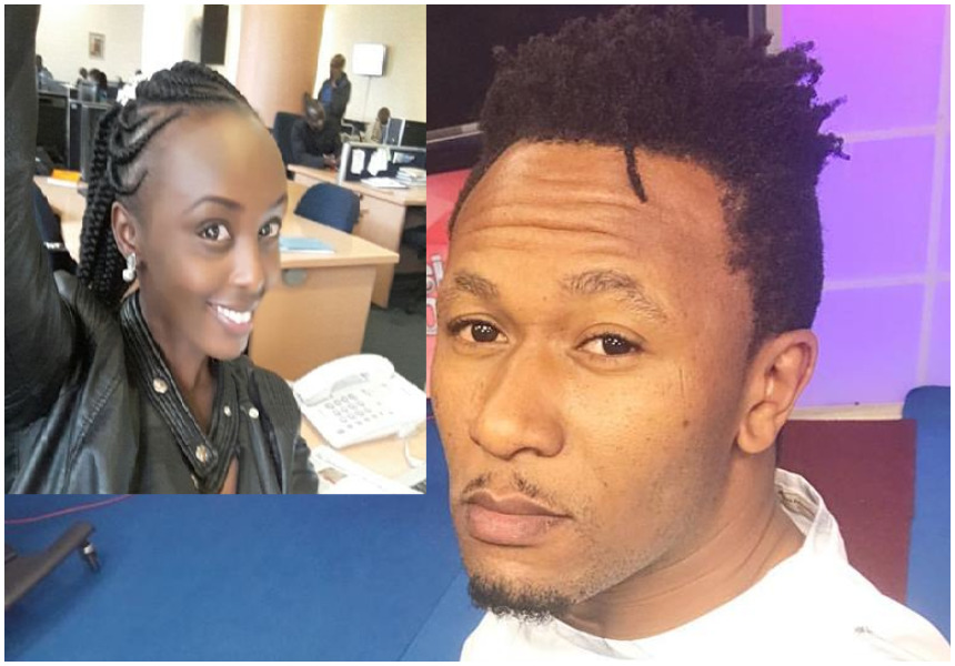 5 mean and hurtful things Njoki Chege said about DJ Mo on her column that made him feel emasculated
