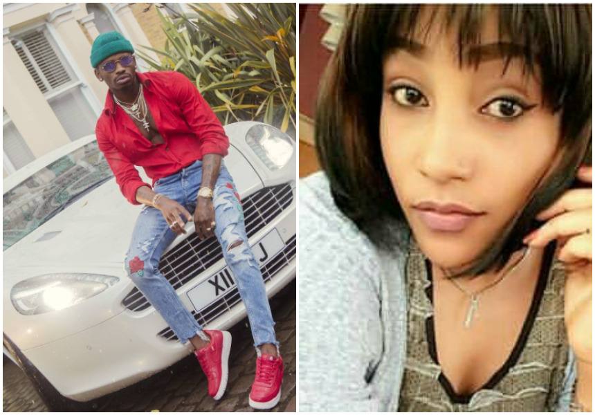 Burundian Lady whose twins are alleged to be fathered by Diamond Platnumz finally speaks (Photos)