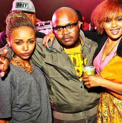 Joe Muchiri attacked by Huddah's fans after making this nasty comment about the lady