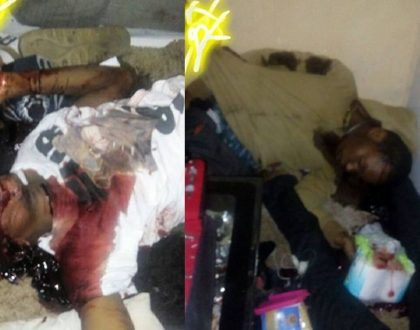 4 gangsters gunned down as Hessy steps up hunt for most wanted criminal - Brayoh Kigonyi (Photos)