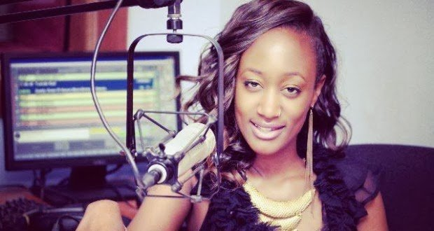 Capital FM's presenter flaunts her body after shedding off unwanted weight (Photos)