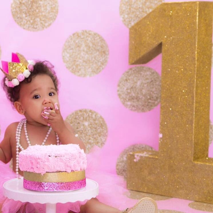 The Kiuna's celebrate their granddaughter's 1st birthday in style (Photos)