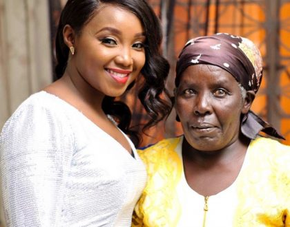"""Catherine Kamau: """"My mum kicked me out of the house after my son turned 2 years!"""""""