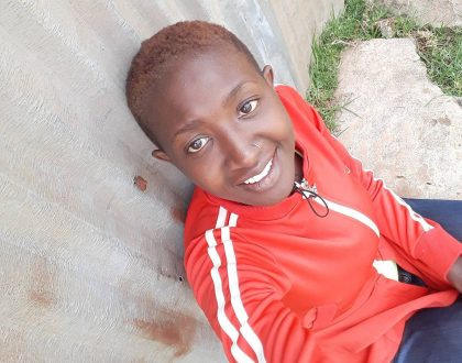 Churchill shows comedian Mamito trolled by fans after dying her hair white