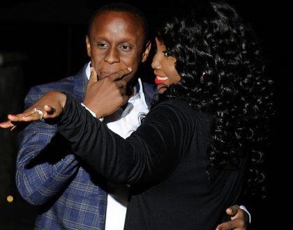 Catherine Kamau reveals a few details about her husband that will leave many women jealous