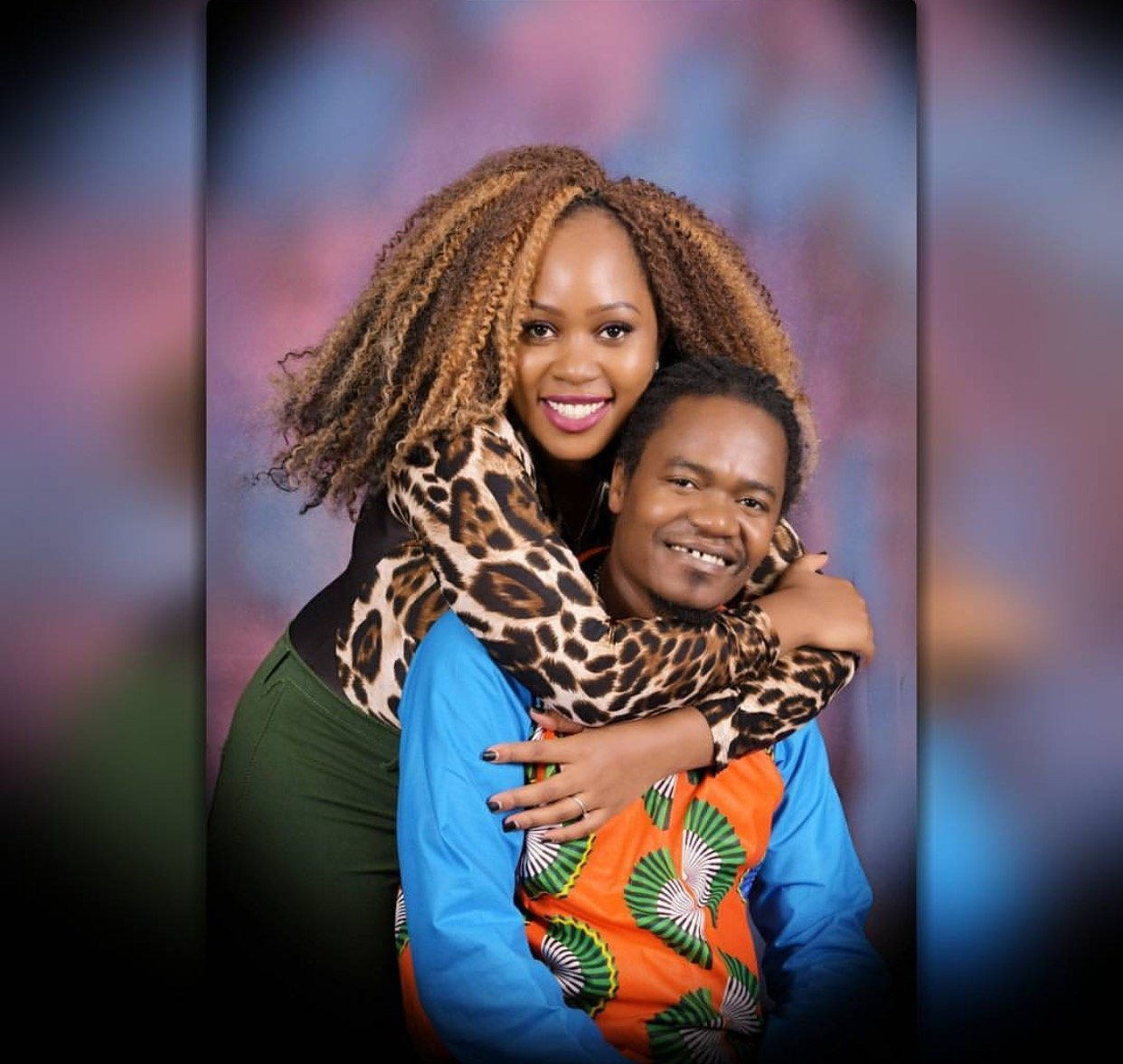 Jua Cali's wife writes beautiful message to celebrate her hubby on his birthday