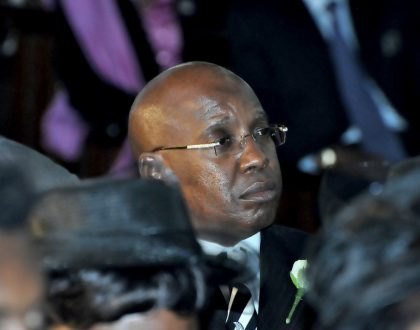 Billionaire oligarch Jimmy Wanjigi brought to his knees by a stalker