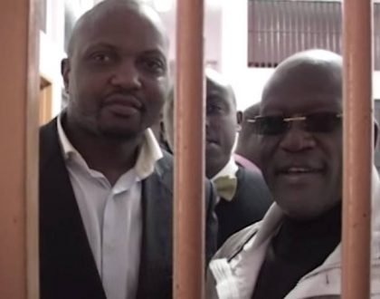 """Kaparo cleared me"" Moses Kuria reveals how he was used as 'bait' to have Johnstone Muthama arrested"