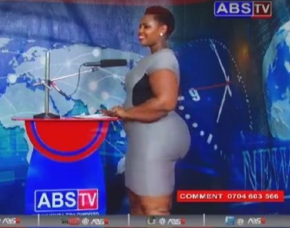 """What kind of weed is this"" KTN's Joy Doreen Biira express shock with madness seen on Ugandan TV (Video)"