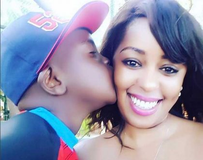 They grow up so fast: Lilian Muli pours out her heart during her first born son's graduation