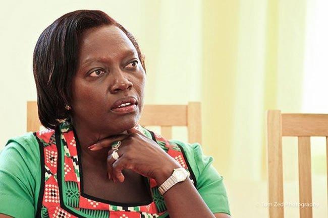 """Havai bra yawa"" Kenyans go wild over a photo of Martha Karua"