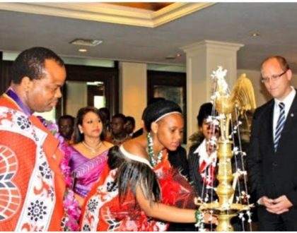 19 year old virgin picked to be King Mswati's 14th wife (Photos)