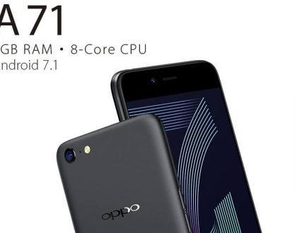 3 GB RAM, this is a beast! New speedy and sophisticated OPPO A71 set to launch in Kenya
