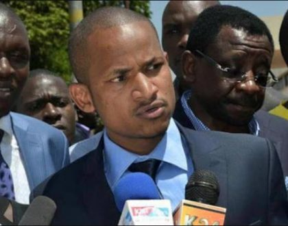 Babu Owino isn't losing his seat despite revelation he failed to respond to petition within stipulated time