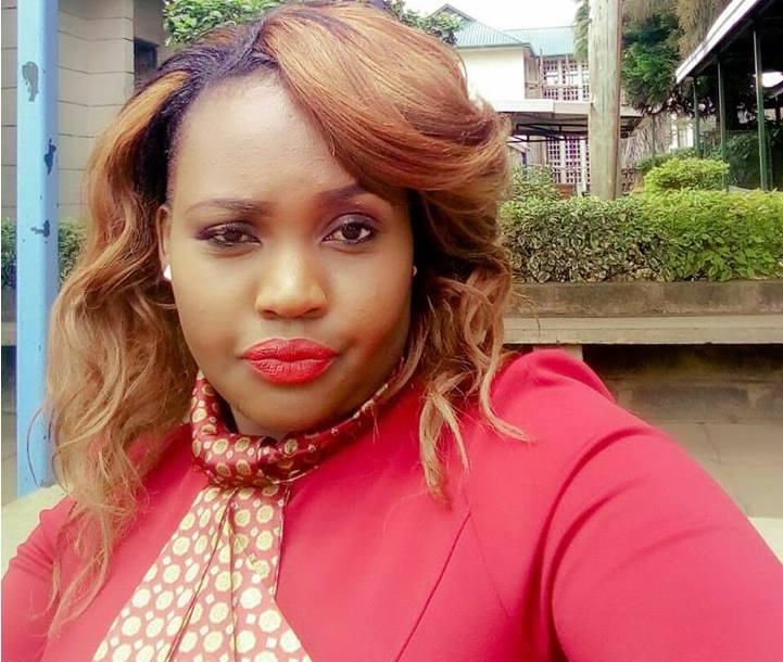 Tahidi High actress Veronicah Mwaura aka Miss Obija exposed on Kilimani Mums