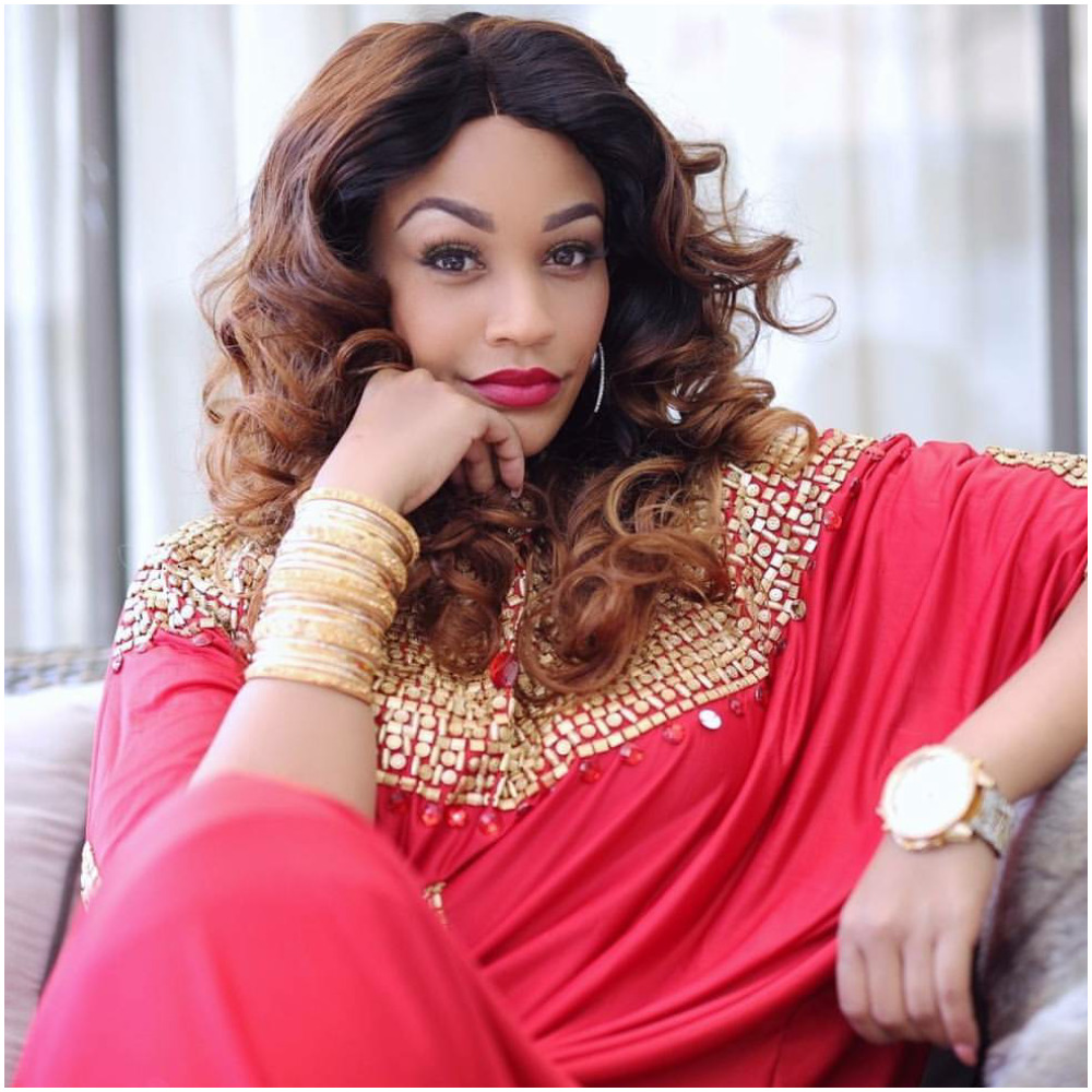 """""""I can't fight over d**"""" Zari reveals why she's not bothered by Diamond's philandering ways"""