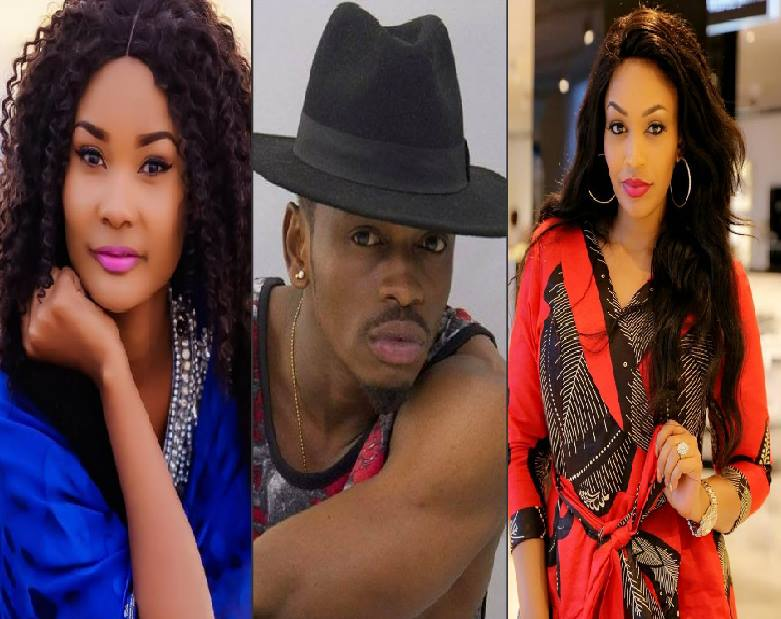 Another one! Diamond Platumz drops new song trolling his baby mama's, Wema Sepetu and ex lovers!