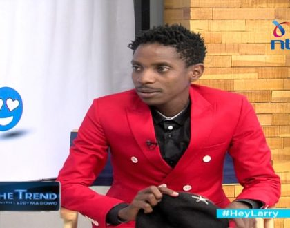 Eric Omondi: When I started doing comedy we were being paid in food