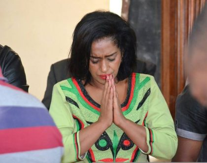 Kenyans horrified by shocking audio of Esther Passaris doing rounds on the internet