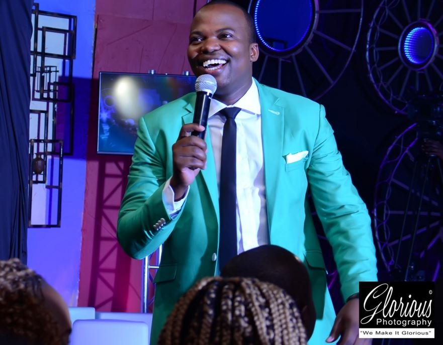 MC Jessy talks about his life as a shamba boy at an MP's house before the money and fame