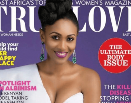 KTN anchor Joy Doreen Biira looks hotter than American top model on the cover of True Love magazine (Photo)