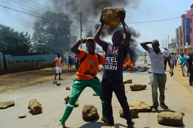 Kisumu violence that nearly resulted to the deaths of dozen women caused by misinformation on social media
