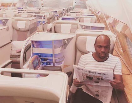 Larry Madowo reveals how Nation editor makes him work regardless of where he's in the world or what he's doing
