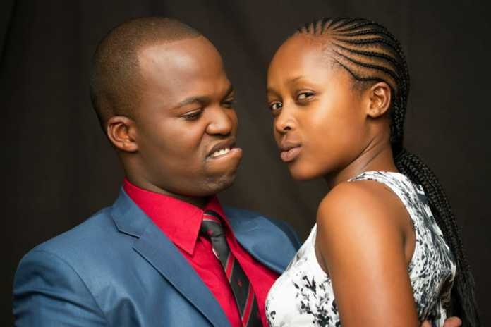 Trouble in paradise? Shix Kapienga claims to be single after she was rumored to be dating comedian MC Jessy