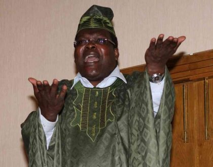 """They have bombed my house and probably want to kill me"" Miguna Miguna sends Robert Alai alarming message"
