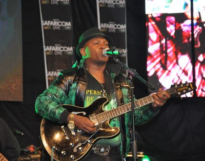 King of Mugithi takes Gikuyu music to Germany