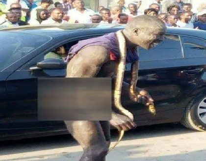Shock as witchcraft incident in Mombasa turns out to be stage-managed for business interest