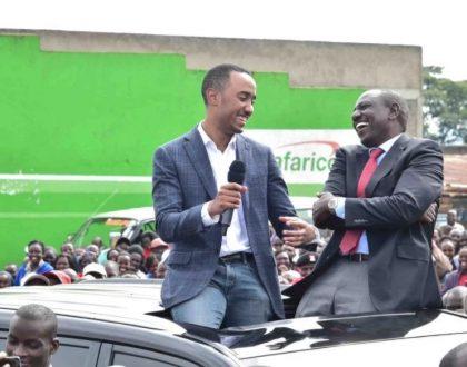 President Uhuru's son Muhoho Kenyatta leaves the internet in stitches as he speak Swahili like a mzungu from Texas