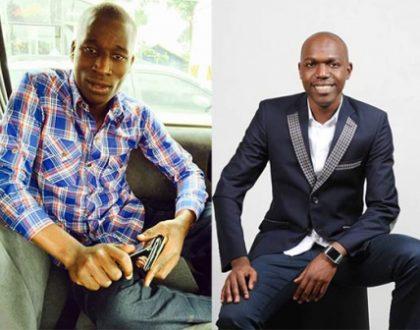 """Stick to analyzing socialites"" Cyprian Nyakundi renews his beef with Larry Madowo"