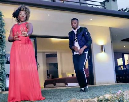 """The video is on point"" Kenyans shower Ringtone with praise as new song with Gloria Muliro starts trending"