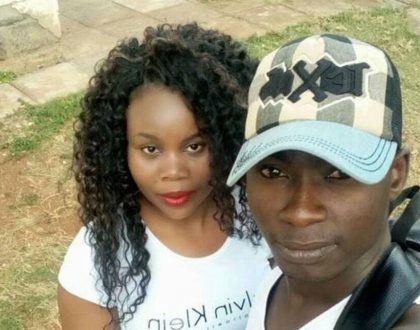 President Uhuru's guard shoots dead girlfriend of three months after she turned down marriage proposal (Photos)
