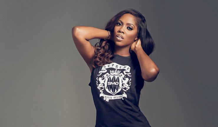 Shame! Tiwa Savage reveals how Kenyan event organizers left her stranded after Redsan's gig