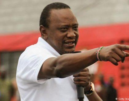 Uhuru Kenyatta: Raila will be the shortest saving president, we'll impeach him within 2-3 months