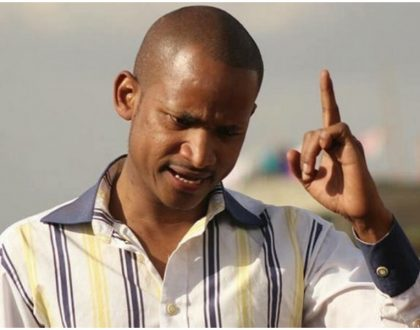 After city pastor predicted Babu Owino's fate, the politician loses his Embakasi East seat!