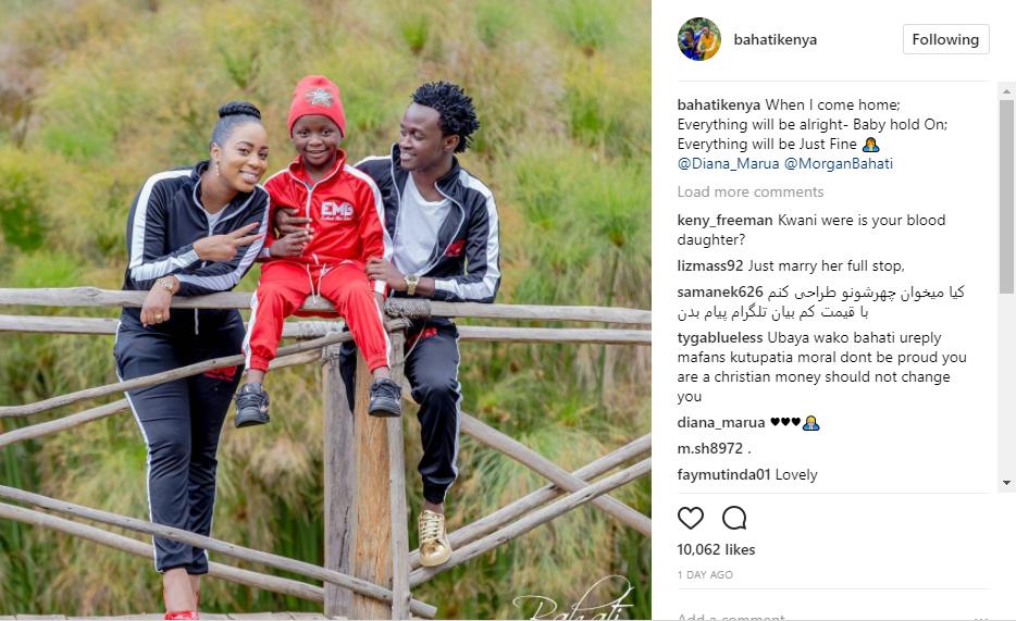 Bahati's post